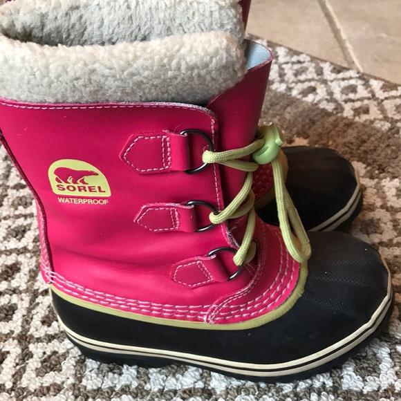 Sorel Shoes   Girls Sorel Winter Boots